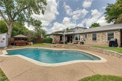 North Richland Hills Single Family Home For Sale: 7720 Cedar Park Avenue