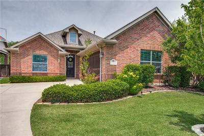 Keller Single Family Home Active Option Contract: 1930 Lewis Crossing Drive