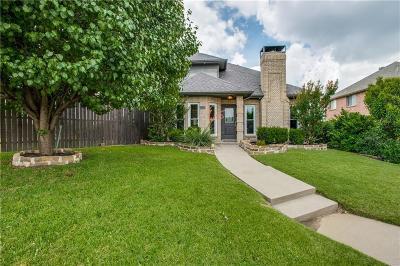 Carrollton Single Family Home For Sale: 2120 Chapman Drive