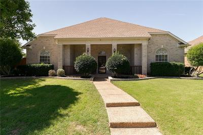 Frisco Single Family Home For Sale: 11821 Humberside Drive