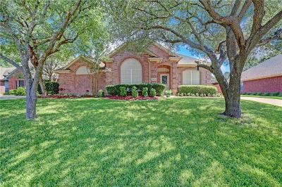 Burleson Single Family Home Active Option Contract: 1024 Shady Hill Lane