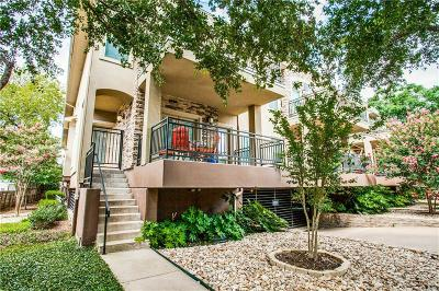 Oak Lawn Condo For Sale: 4319 Bowser Avenue #103
