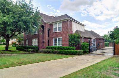 Keller Single Family Home Active Option Contract: 930 Creekbend Drive
