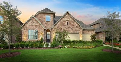 McKinney Single Family Home For Sale: 3709 Silent Water Street