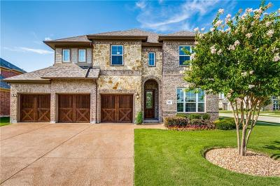 Prosper Single Family Home For Sale: 991 Sagebrush Drive