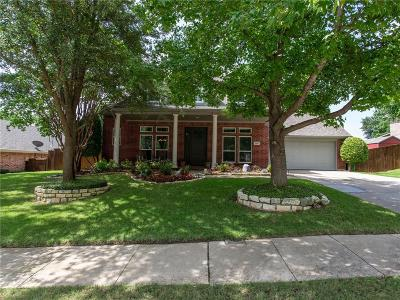 Flower Mound Single Family Home For Sale: 4105 Jubilee Drive