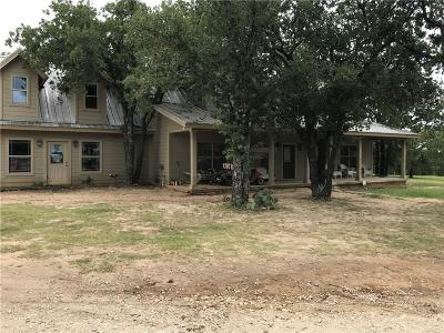Somervell County Single Family Home For Sale: 1336 County Road 413