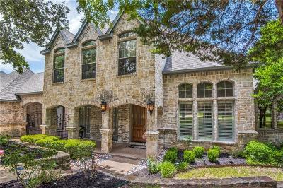 Southlake Single Family Home For Sale: 573 Round Hollow Lane