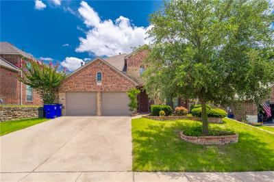 Forney Single Family Home For Sale: 117 Stone Street