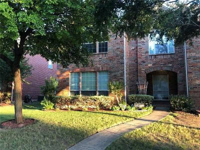 Frisco Single Family Home For Sale: 11361 Fountainbridge Drive