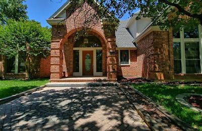 Grapevine Single Family Home For Sale: 2945 Crestline Drive