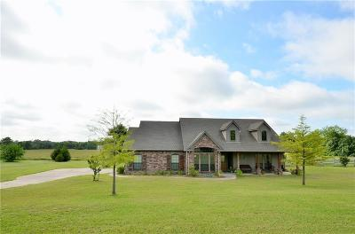 Canton Single Family Home Active Option Contract: 513 Vz County Road 4106