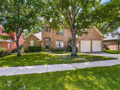 Flower Mound Single Family Home For Sale: 921 Canongate Drive