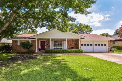 Fort Worth Single Family Home For Sale: 3517 Lawndale Avenue