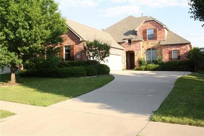 Single Family Home For Sale: 4112 Wind Dance Circle