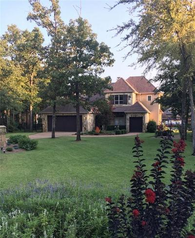 Mabank Single Family Home For Sale: 106 Carmel Place