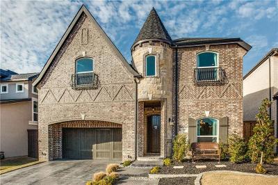 Denton County Single Family Home For Sale: 7113 Kildare Drive