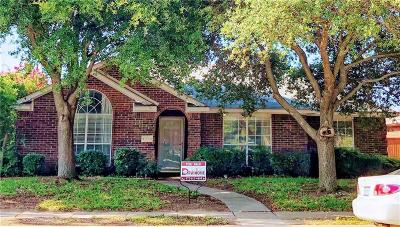 Frisco Single Family Home For Sale: 11409 Canoe Road