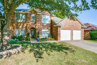 Euless Single Family Home Active Option Contract: 3003 Clairemont Lane