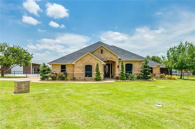 Haslet Single Family Home Active Option Contract: 11125 Gray Dove Lane