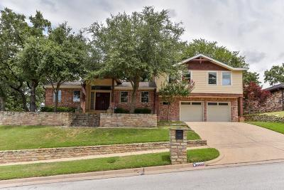 Arlington Single Family Home For Sale: 1907 Park Hill Drive