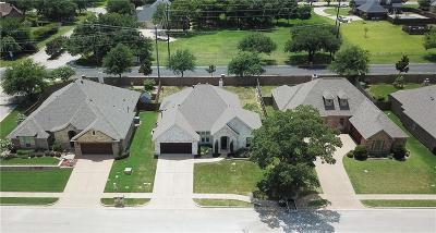 Weatherford Single Family Home Active Option Contract: 1005 Thistle Hill Trail
