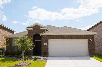 Forney Single Family Home For Sale: 1215 Mount Olive Lane