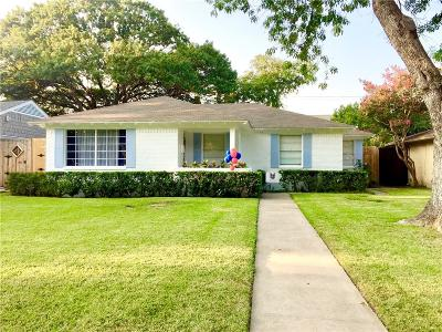 University Park Single Family Home For Sale: 4328 Hyer Street