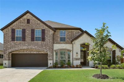 Flower Mound Single Family Home For Sale: 5208 Ravine Ridge Court
