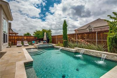 Little Elm Single Family Home For Sale: 14116 Sparrow Hill Drive