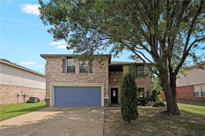 Grand Prairie Single Family Home For Sale: 3119 Paolo Drive