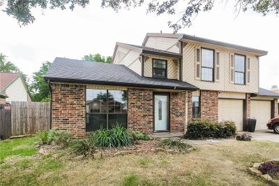 Arlington Single Family Home For Sale: 1508 Carlsbad Drive