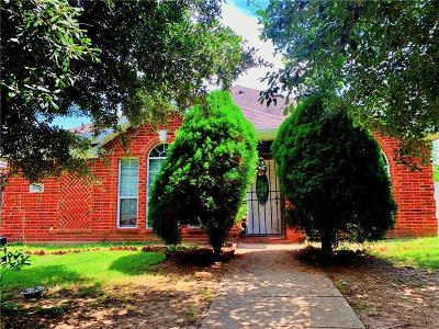 Dallas Single Family Home For Sale: 10040 Elf Street