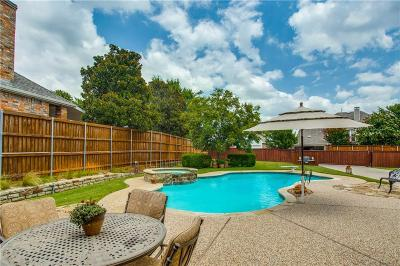 Plano Single Family Home For Sale: 8500 High Meadows Drive