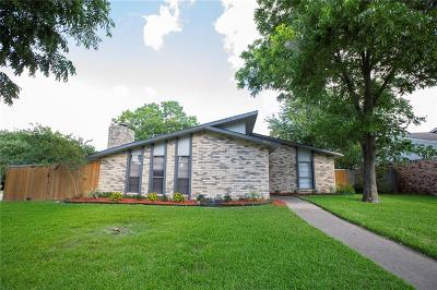 Single Family Home For Sale: 3630 Clover Meadow Drive