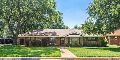 North Richland Hills Single Family Home For Sale: 4809 Wedgeview Drive