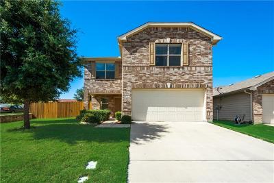 Grand Prairie Single Family Home Active Option Contract: 1901 Beach Drive