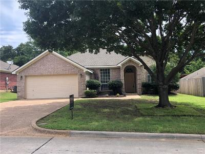 Mansfield Residential Lease For Lease: 608 Everglade Drive
