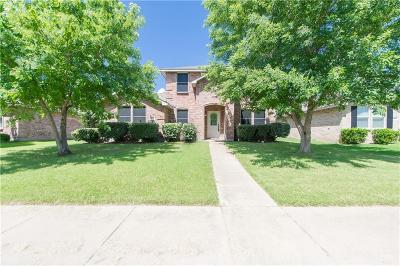 Wylie Single Family Home For Sale: 3008 Misty Way Drive