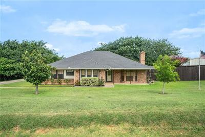 Burleson Single Family Home For Sale: 504 Timber Court
