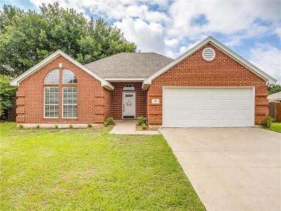 Burleson Single Family Home For Sale: 512 Pleasant Valley Drive