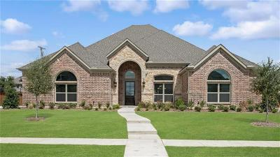 Prosper Single Family Home For Sale: 1631 Cypress Lake Lane