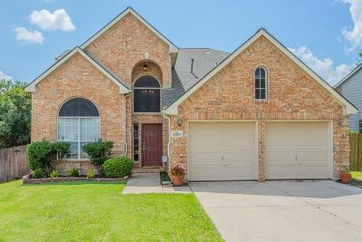 Flower Mound Single Family Home For Sale: 6201 Eagle Creek Drive