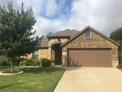 Terrell Single Family Home For Sale: 101 Tower Circle