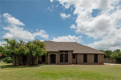 Crowley Single Family Home Active Option Contract: 10711 W Cleburne Road
