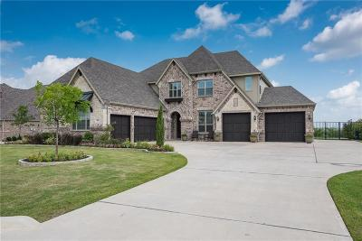Rockwall Single Family Home Active Contingent: 606 Limmerhill Drive
