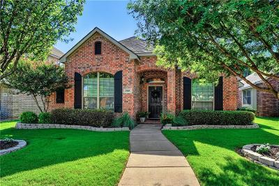 McKinney Single Family Home Active Option Contract: 2905 Branch Oaks Drive