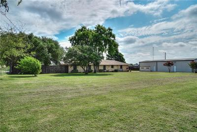 Terrell, Poetry Single Family Home For Sale: 16290 State Highway 205