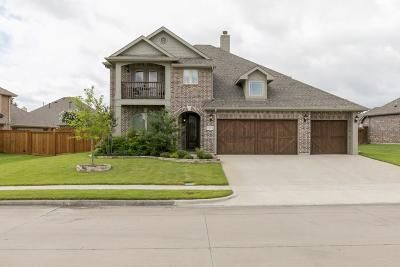 Forney Single Family Home For Sale: 1011 Newington Circle