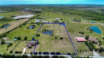 Rockwall County Farm & Ranch For Sale: 17075 Adams Trail